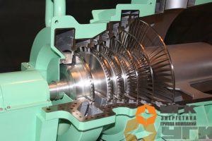 Конденсационные паровые турбины PARSONS